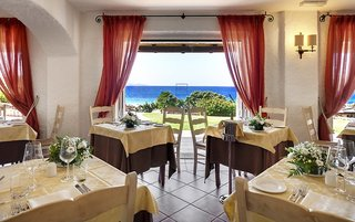 Hotel Grand Hotel Colonna Capo Testa Restaurant