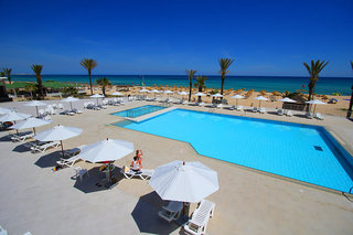 Hotel PrimaSol Omar Khayam Hammamet Resort & Aquapark Außenaufnahme