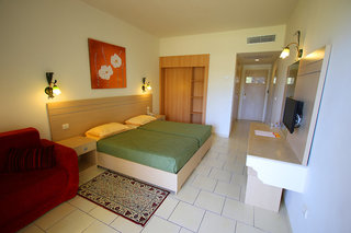 Hotel PrimaSol Omar Khayam Hammamet Resort & Aquapark Wohnbeispiel