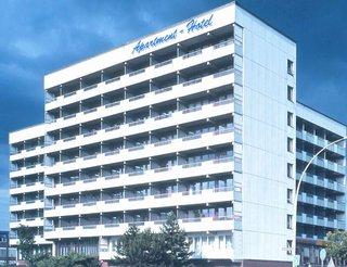 Hotel Apartment-Hotel Hamburg Mitte Außenaufnahme