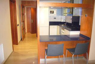 Hotel Apartaments Independencia Wohnbeispiel