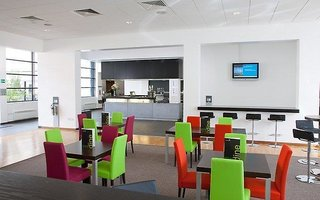 Hotel Conference Aston Lounge/Empfang