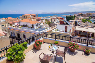 Hotel El Greco Terasse