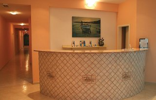 Hotel Aparthotel Bellevue Lounge/Empfang