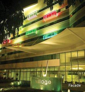 Hotel Village Hotel Changi Außenaufnahme
