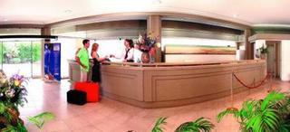Hotel Fiesta Garden Beach Lounge/Empfang