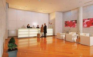 Hotel Innside München Parkstadt Schwabing Lounge/Empfang