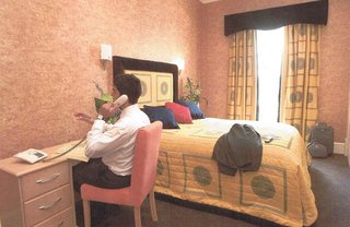 Hotel Alexander Thomson Wohnbeispiel