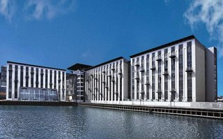 Hotel Copenhagen Island Außenaufnahme