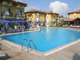 Hotel Basar Hotel Dalyan Pool