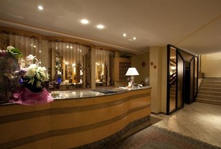 Hotel Helios Lounge/Empfang