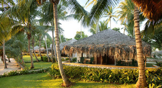 Hotel Viva Wyndham Dominicus Beach Garten