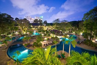 Hotel The Green Park Resort Außenaufnahme