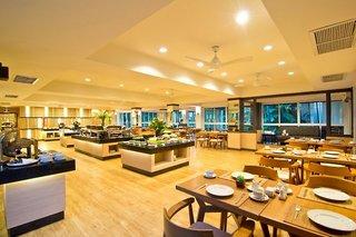 Hotel The Green Park Resort Restaurant