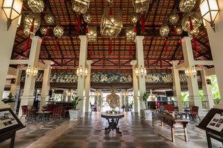 Hotel Khaolak Laguna Resort Lounge/Empfang