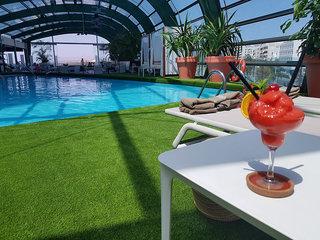 Hotel Arrecife Gran Hotel & Spa Hallenbad