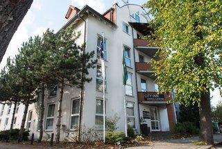Hotel City Inn Leipzig Außenaufnahme