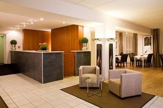 Hotel City Inn Leipzig Lounge/Empfang