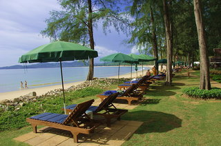 Hotel Best Western Premier Bangtao Beach Resort & Spa Garten