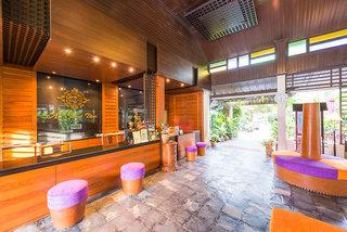 Hotel Am Samui Palace Lounge/Empfang