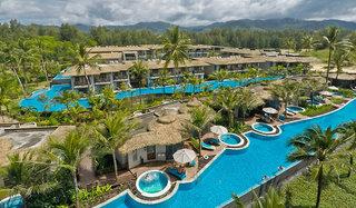 Hotel The Haven Khao Lak Luftaufnahme