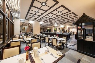 Hotel Pinnacle Lumpinee Park Restaurant