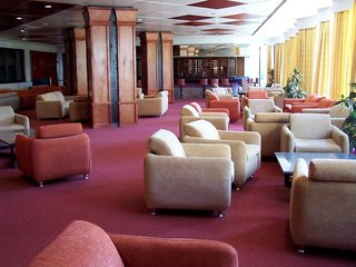 Hotel Beverly Playa Lounge/Empfang