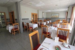 Hotel Residencial Horizonte Restaurant