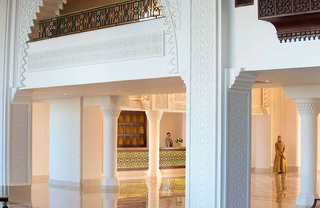 Hotel Baron Palace Resort Lounge/Empfang