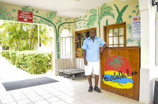 Hotel Coco La Palm Lounge/Empfang