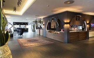 Hotel Corendon City Hotel AmsterdamLounge/Empfang