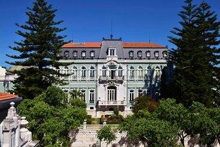 Hotel Pestana Palace Lisboa Außenaufnahme
