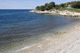 Hotel Zelena Resort - Hotel Albatros Plava Laguna Strand