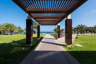 Hotel HD Beach Resort & Spa Garten