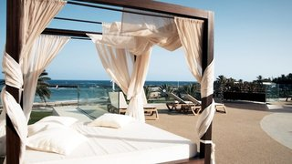 Hotel HD Beach Resort & Spa Terasse