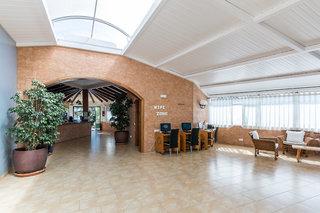 Hotel Lentiscos Apartamentos Lounge/Empfang
