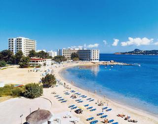 Hotel Amare Beach Hotel Ibiza - Erwachsenenhotel Strand