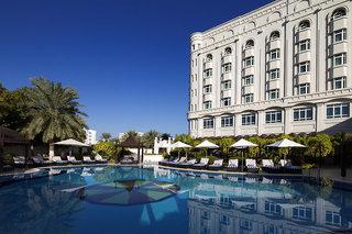 Hotel Radisson Blu Muscat Außenaufnahme