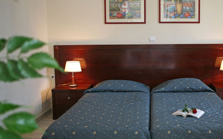 Hotel Atlantica Club Porto Bello Beach Wohnbeispiel