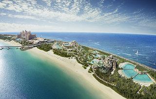 Hotel Atlantis - The Palm Luftaufnahme