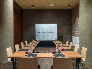 Hotel H10 Marina Barcelona Konferenzraum