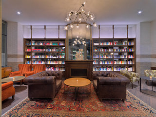 Hotel H10 Marina Barcelona Lounge/Empfang