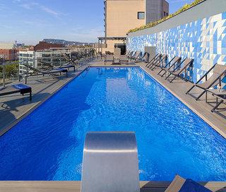 Hotel H10 Marina Barcelona Pool