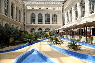 Hotel Silken Al Andalus Palace Außenaufnahme