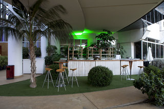 Hotel Silken Al Andalus Palace Lounge/Empfang