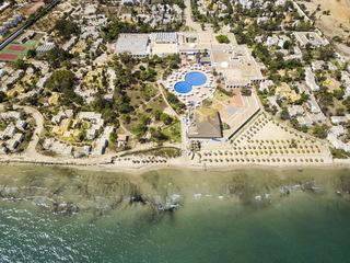Hotel Shems Holiday Village Luftaufnahme