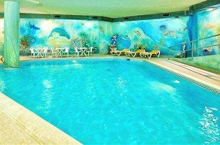 Hotel Baia Grande Hallenbad
