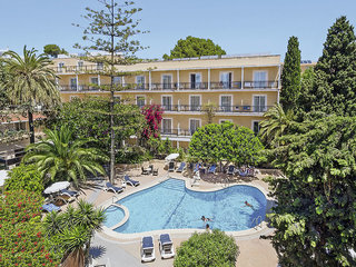 Hotel Morlans Garden Außenaufnahme