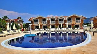 Hotel Dalyan Resort Spa Pool