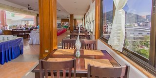 Hotel Bel Aire Patong Phuket Restaurant